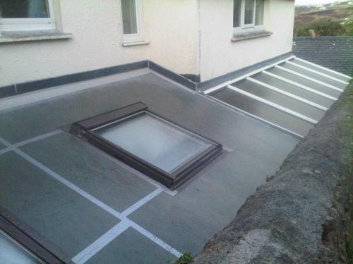 Fibreglass Roofs