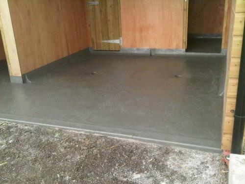 GRP Kennel Floor
