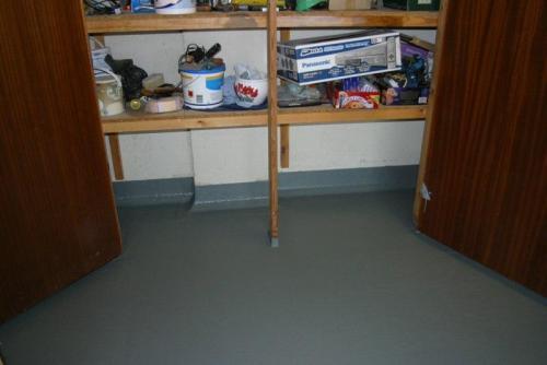 GRP Floorpan
