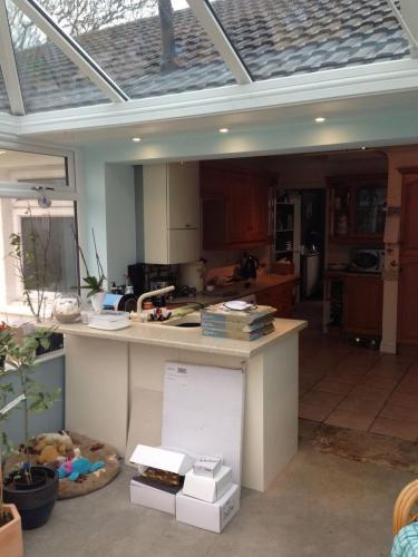 Kitchen remodel 1 before