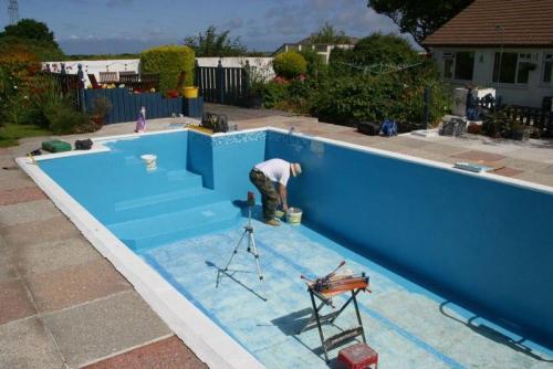 Pool Refurb